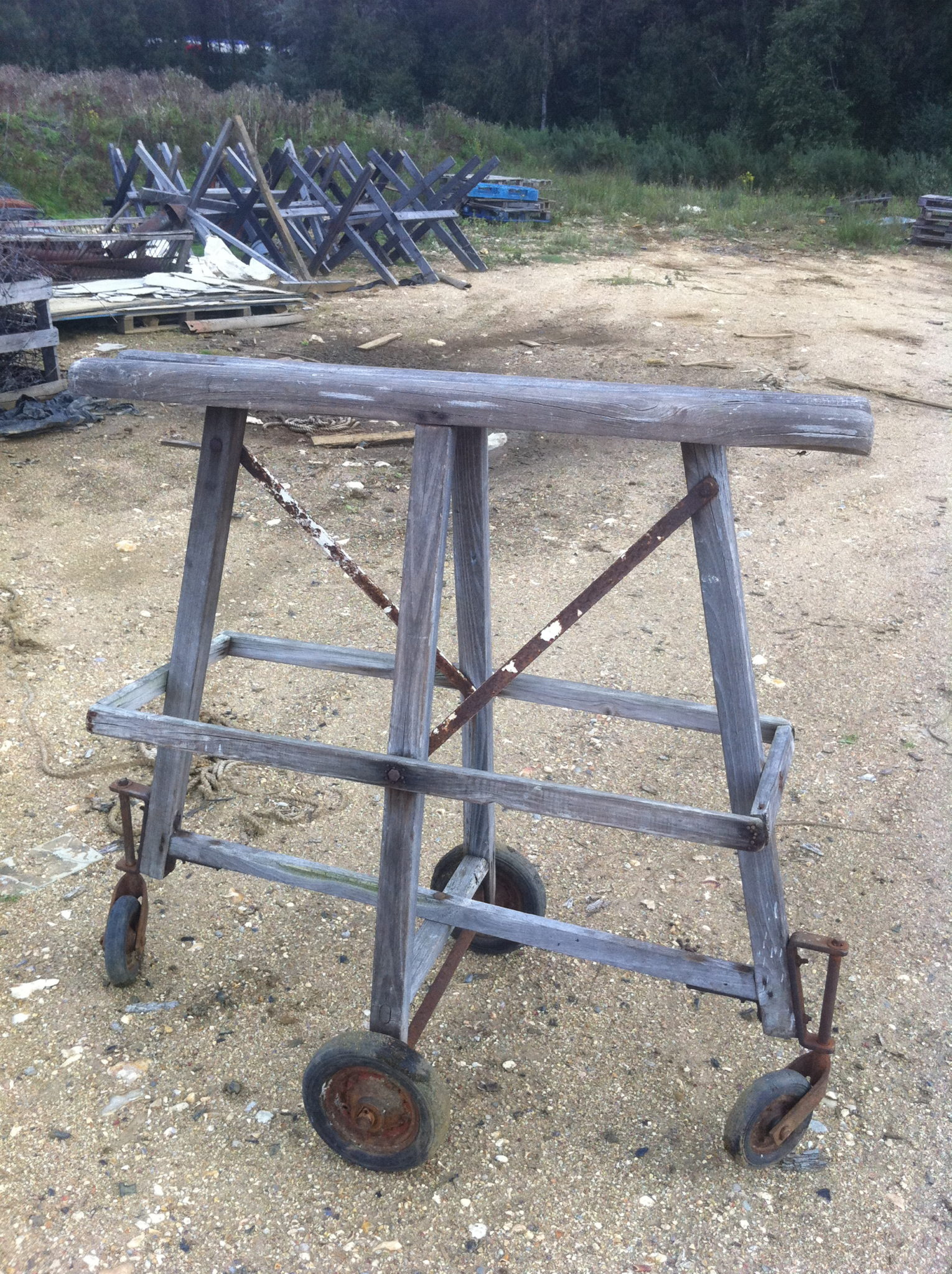 Saddle Stand - Saddle Stand