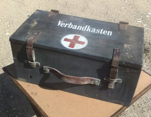 First Aid Kit German WW1 - First Aid Kit German WW!
