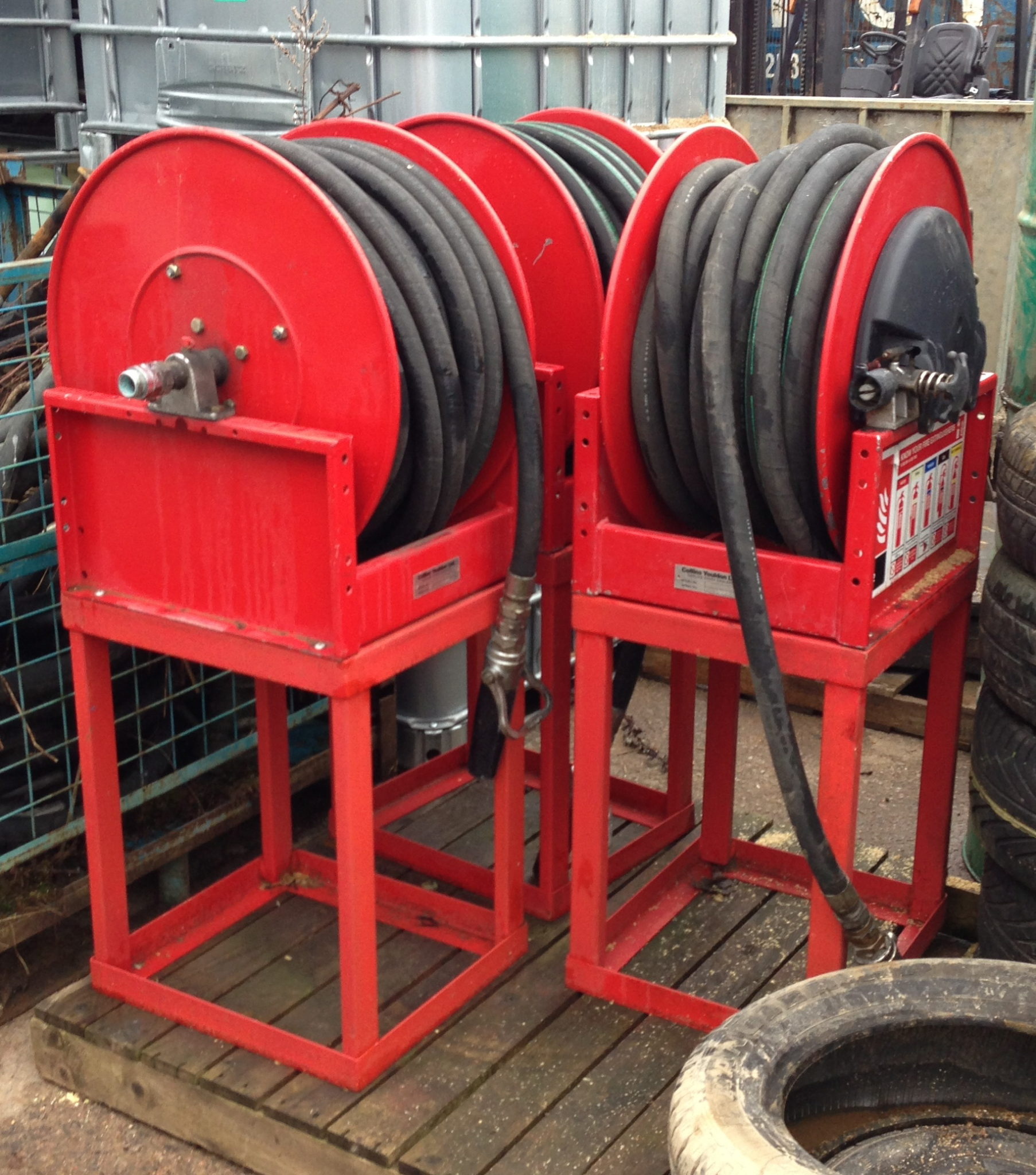 Fire Hose Reels 5 Available - Fire Hose Reels