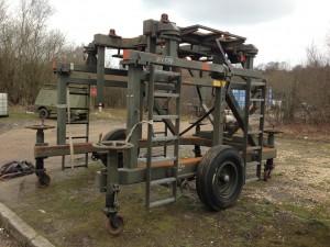 Military Housing Unit - Jet Engine Housing