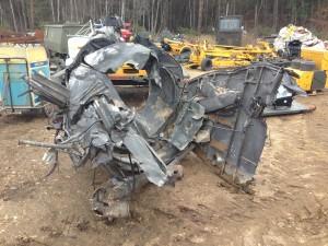 Plane Wreckage - Jet Wreckage