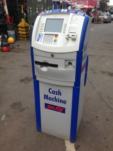 Cash Machine - Cash Machine