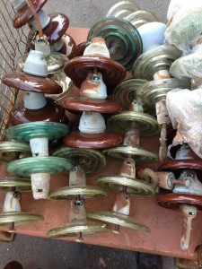 Insulators Electrical - Insulators