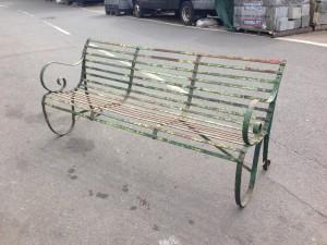 Slatted Bench - IMG_4404