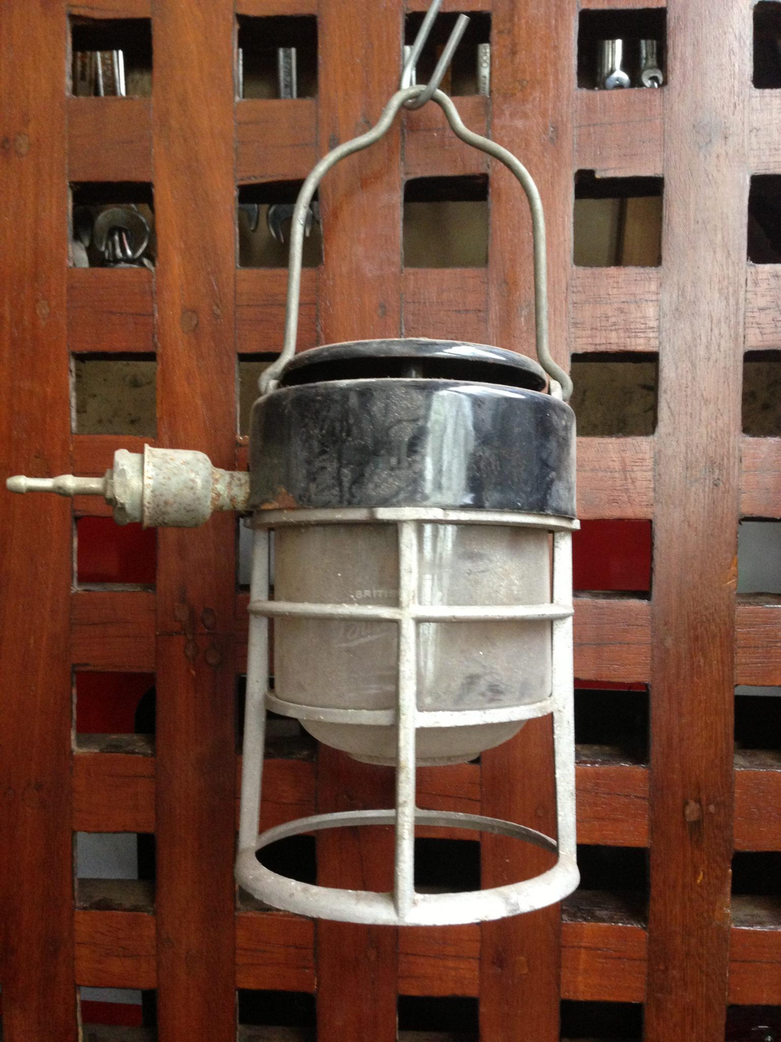 Gas Lamp - Gas Lamp