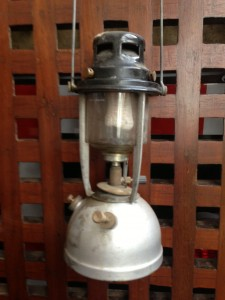 Gas Lamp A - Tilley Lamp A