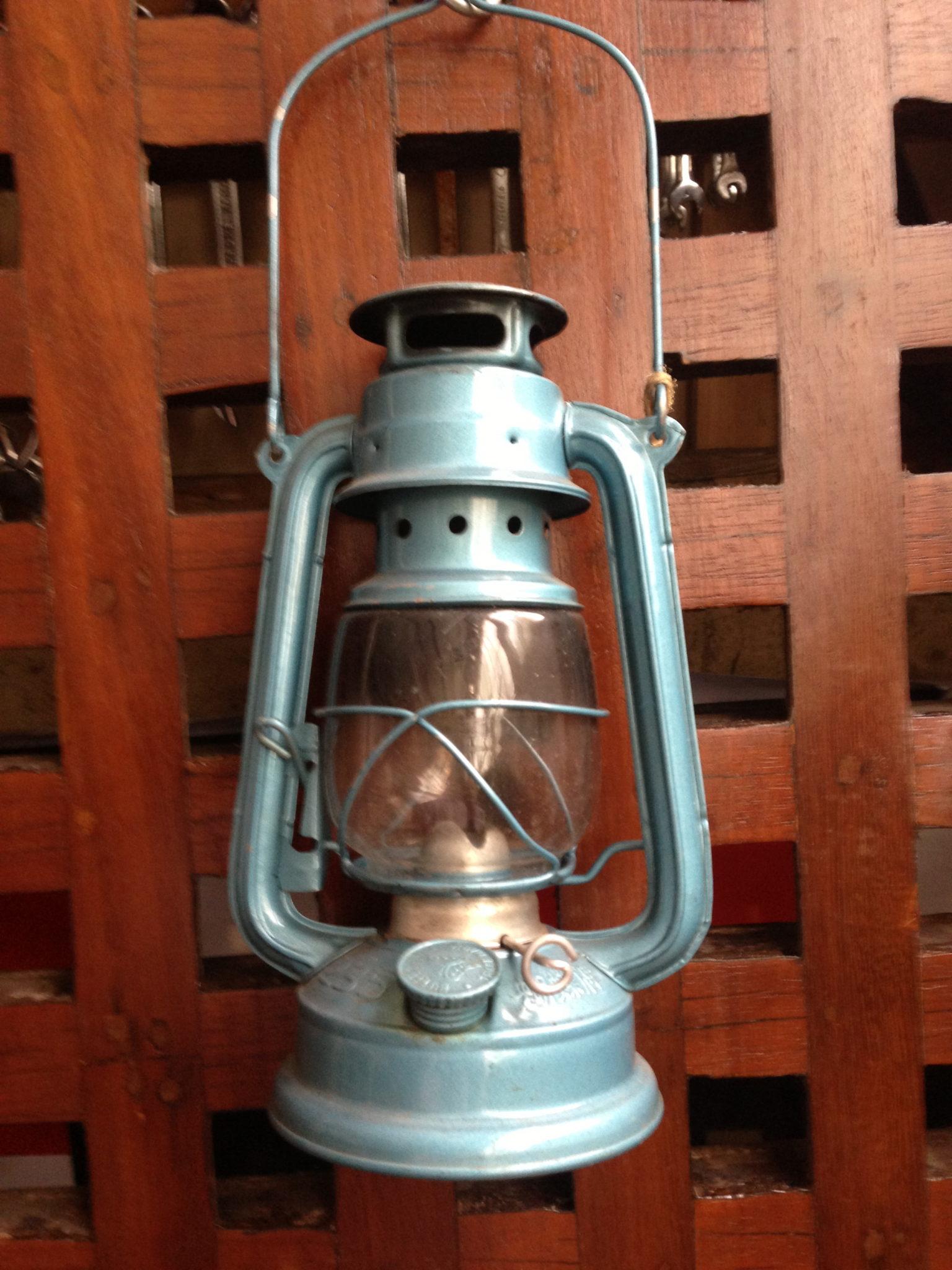 Hurricane Lamp A - Hurricane Lamp A