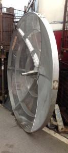 Large Satellite Dish Stainless - IMG_0209