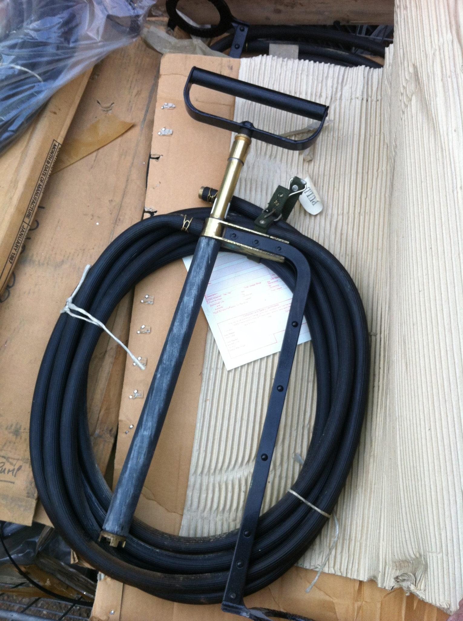Stirrup Pump 20 Available - Stirrup Pump