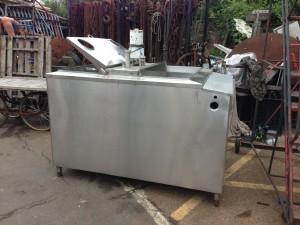 Stainless Mixing Tank 2 Available - IMG_4575