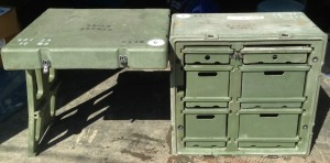 Military Field Desk 2 Available - Feild Desk