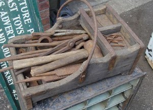 Farriers Box - Farriers Tools