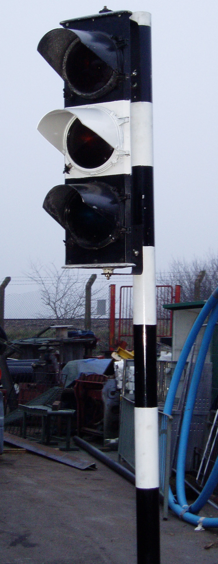Traffic Light Period - PC060192