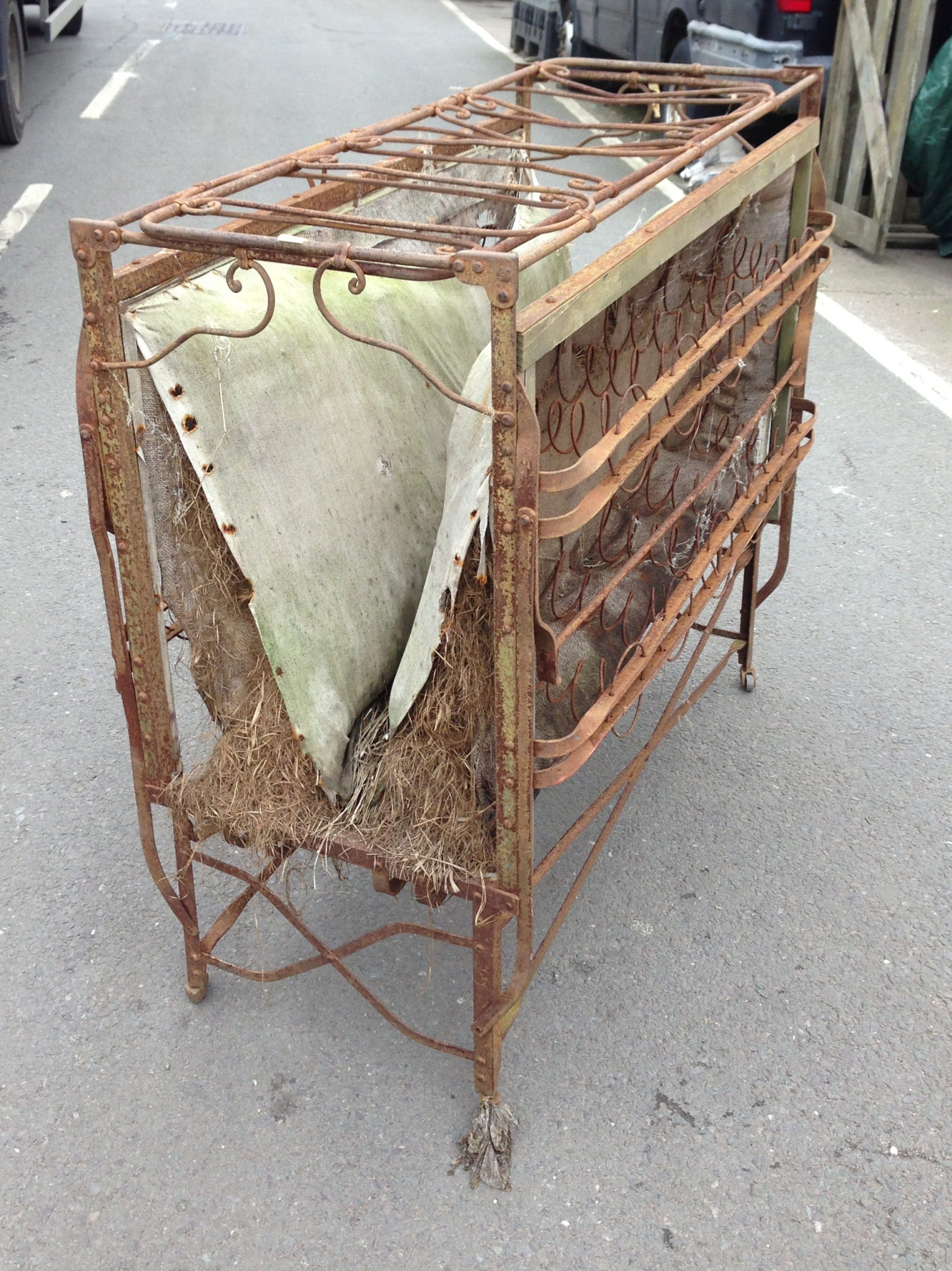 Folding Bed - Bed