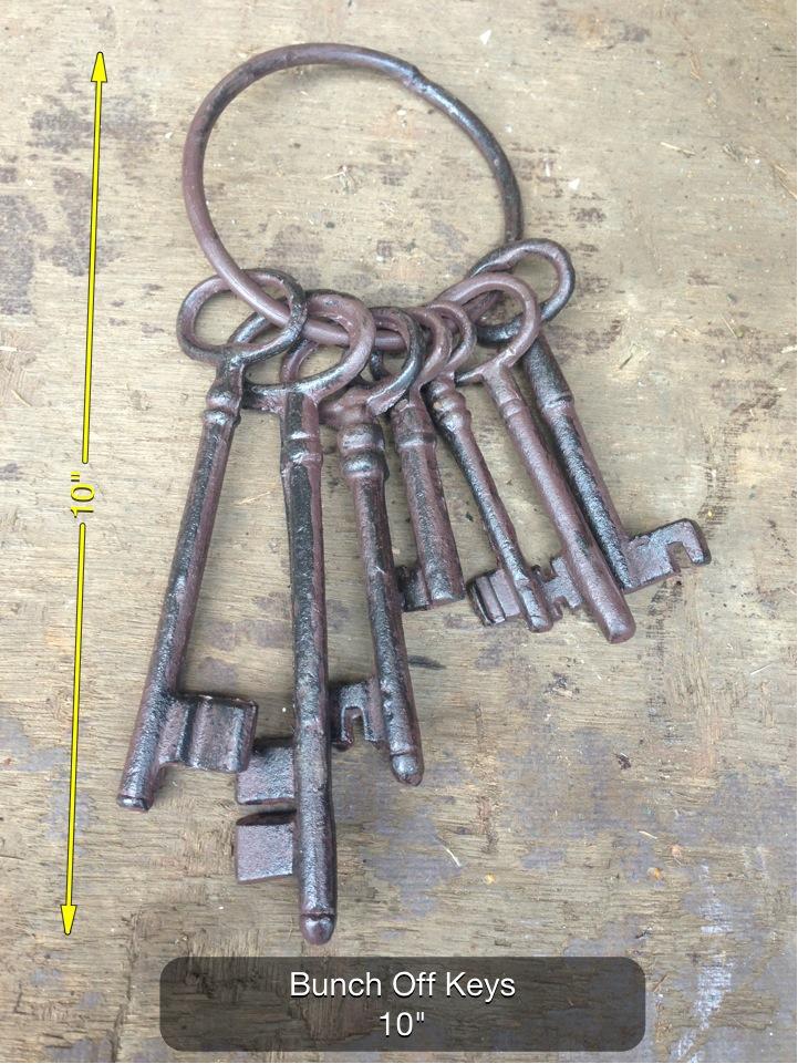 Bunch off Keys - IBuch off Keys