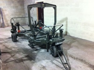Jet Engine Trolley - Spey Engine Trolley