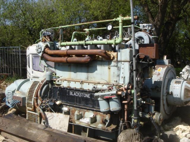 Diesel Engine 2 off Very Large - DSC09521
