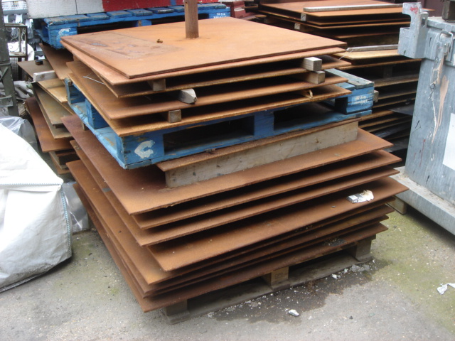 Steel Plates 1/2″ thick 40 off - Steel Plate