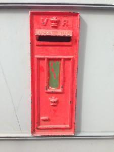 Letter Box - Post Box