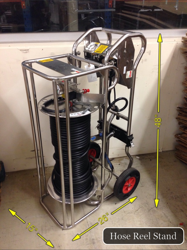 Hose Reel 2 Available - Hose Reel
