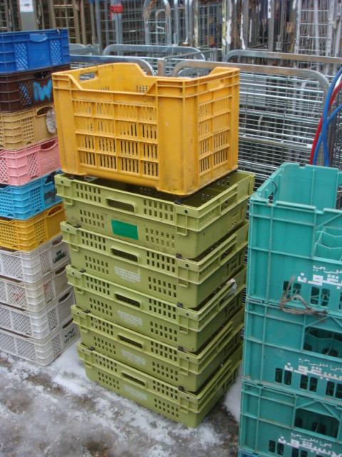 Plastic Crate - DSC00328