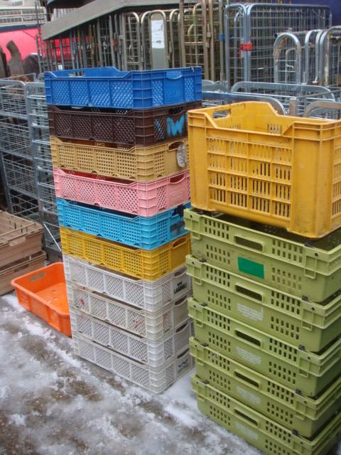 Plastic Crate - DSC00329
