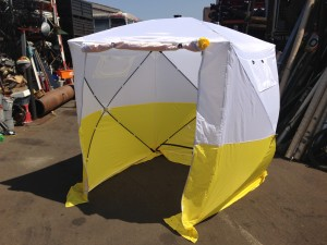 Forensic Tent 2 Available -