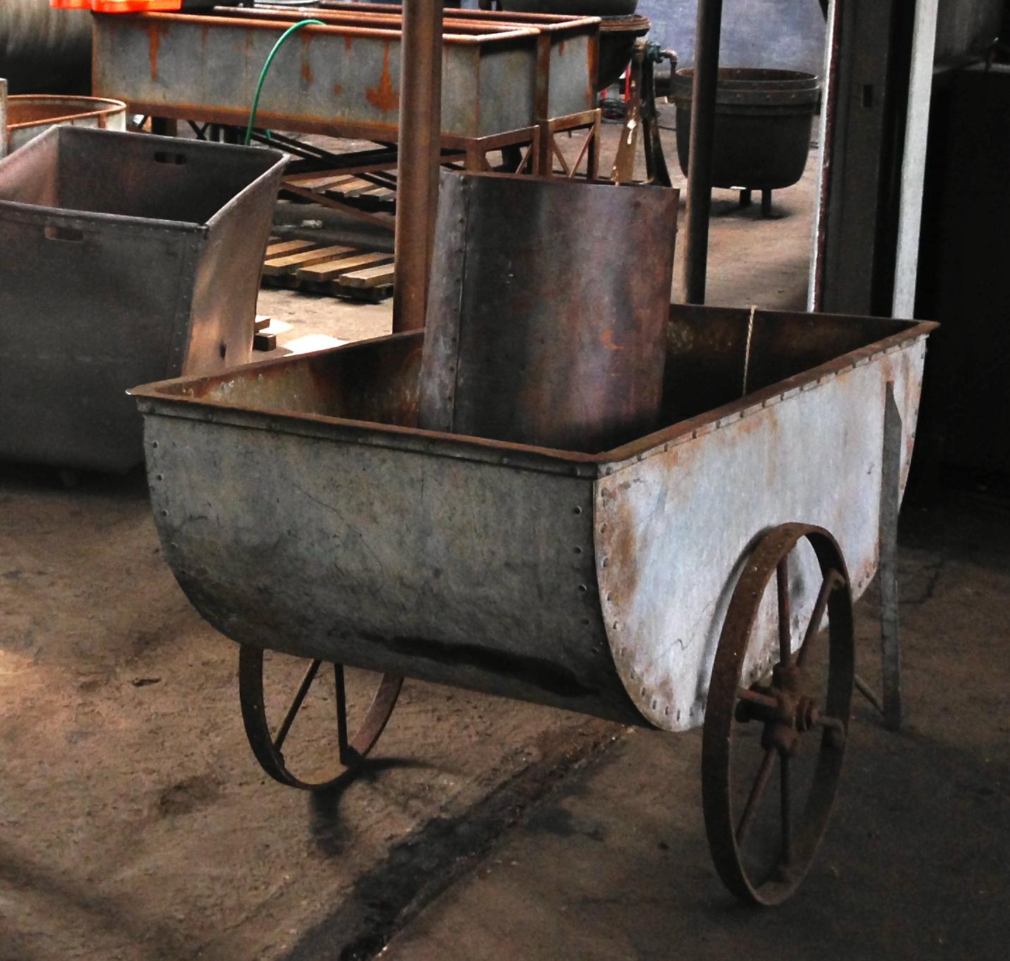 Push Cart -