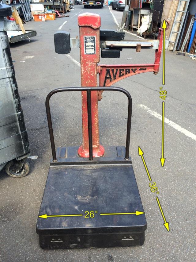 Platform Weighing Scales -