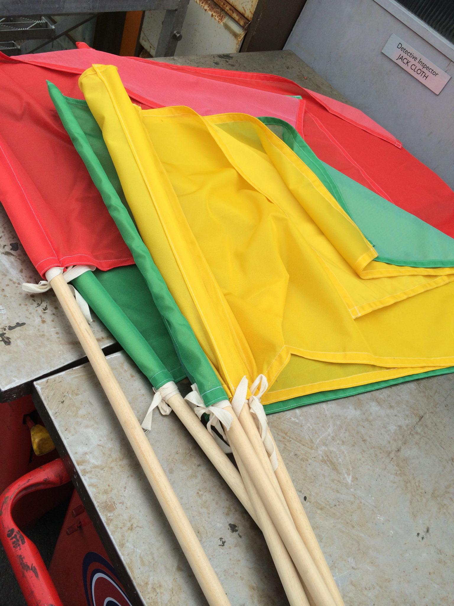 Marshall Flags -