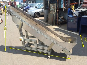 Elevated Conveyor -