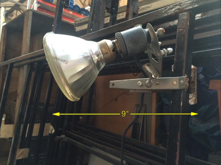 Market Stall Light -