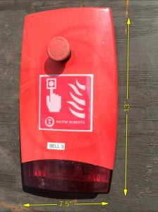 Fire Alarm 4 Available -