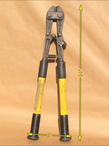 Bolt Cutter Insulated -