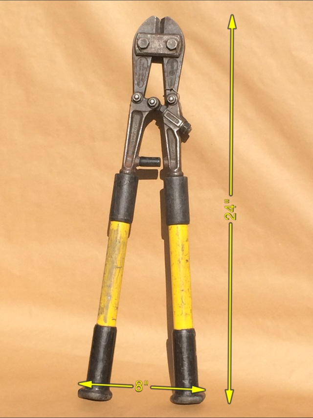 Bolt Cutter Insulated -