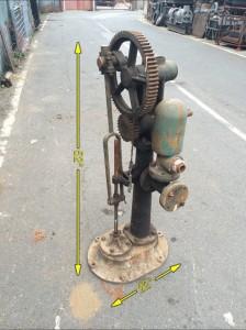 Deep Well Pump Victorian -