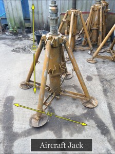 Aircraft Jack 6 Available -