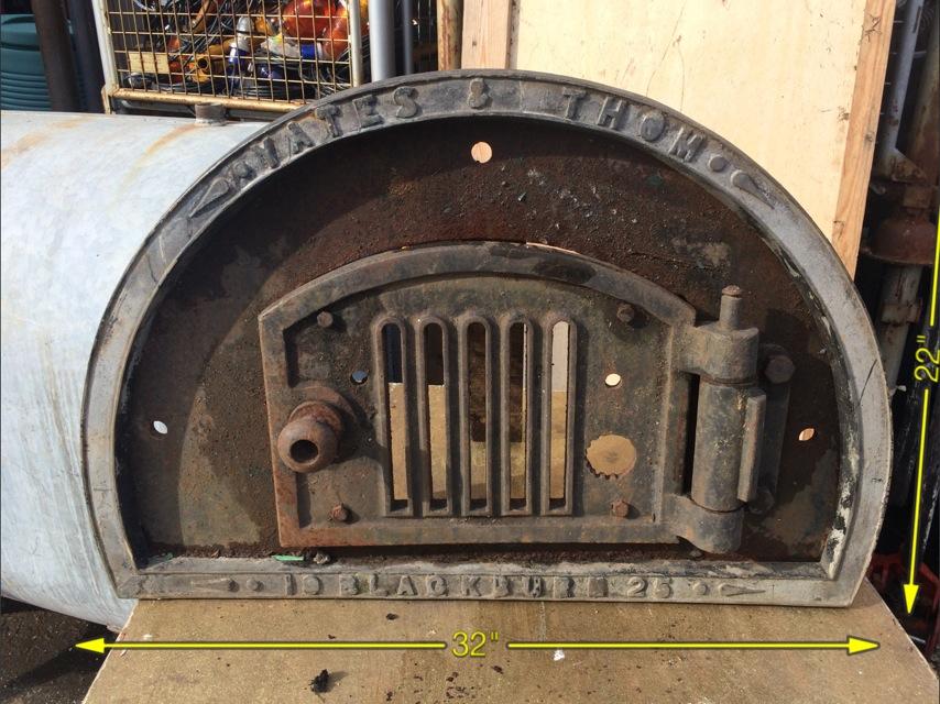 Boiler Door 32″ x 22″ - IMG_8452