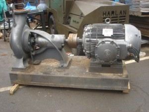 Centrifugel Pump Very Large -