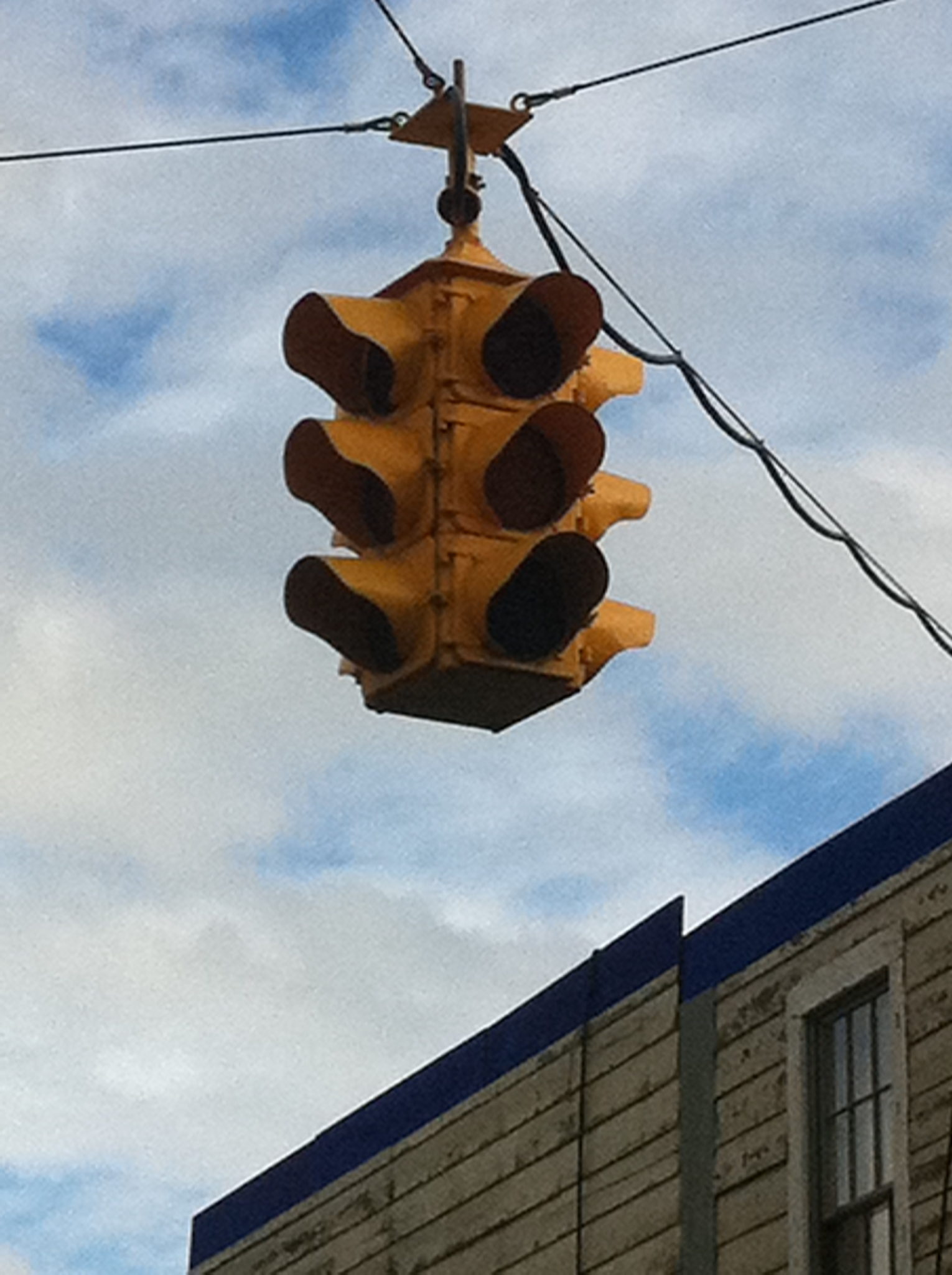 Traffic Light 4 Way -