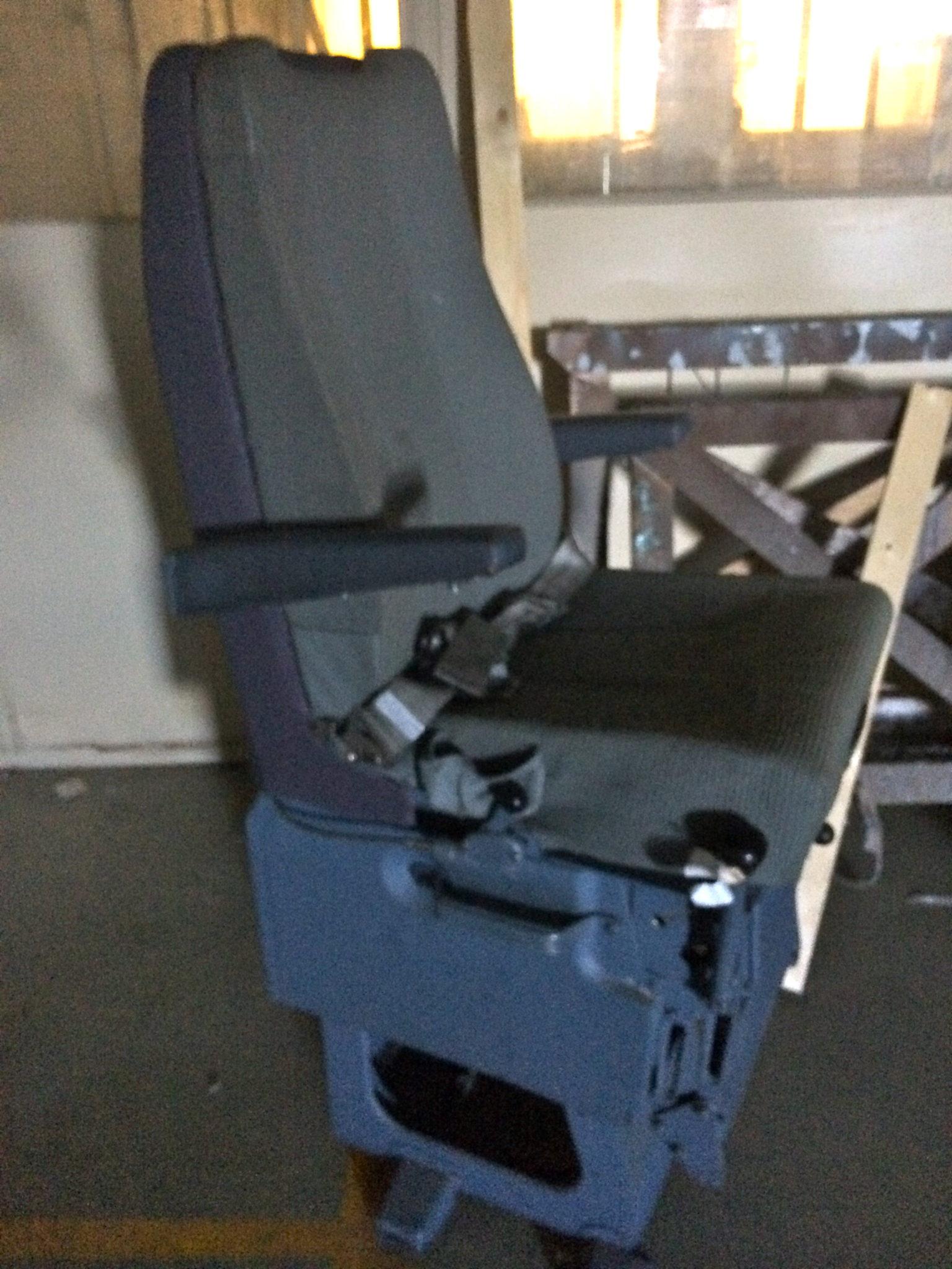 Aircraft Seats - IMG_7597
