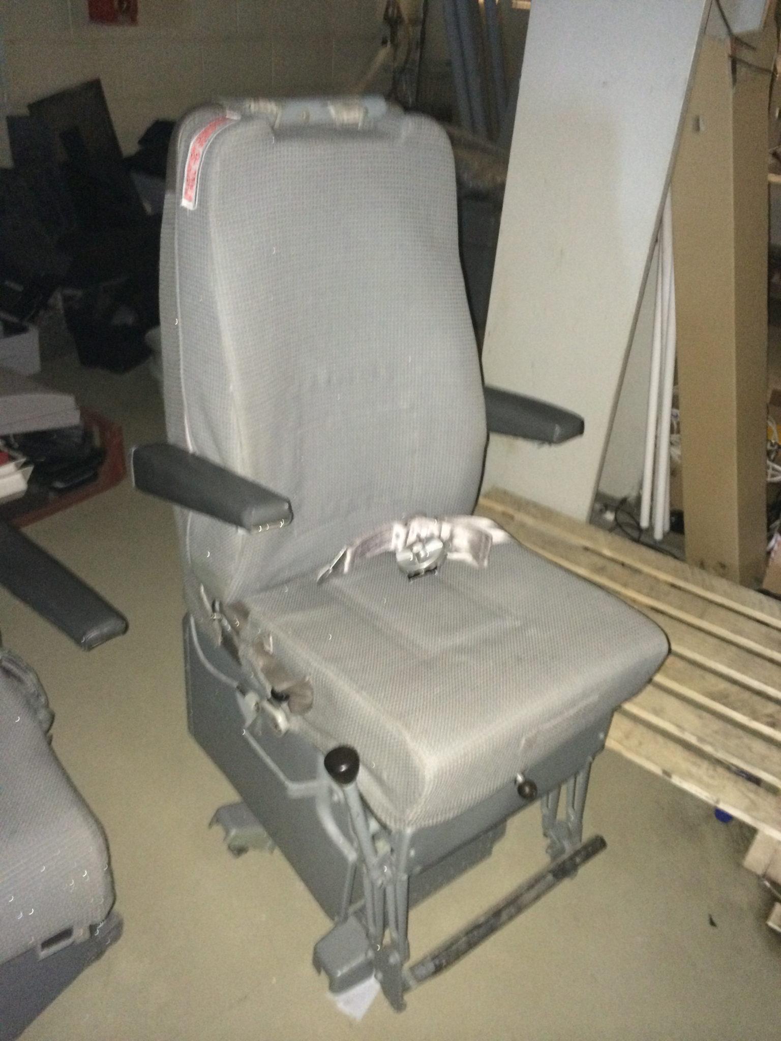 Aircraft Seats - IMG_7598