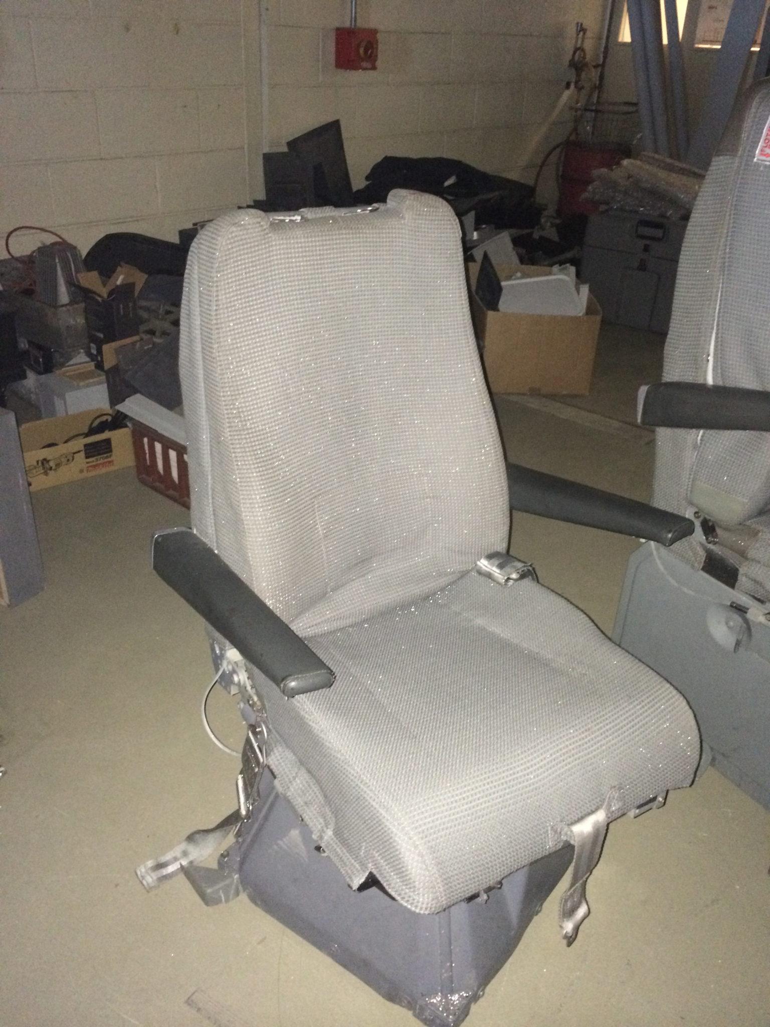 Aircraft Seats - IMG_7599