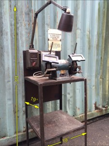 Grinder Bench Mounted -