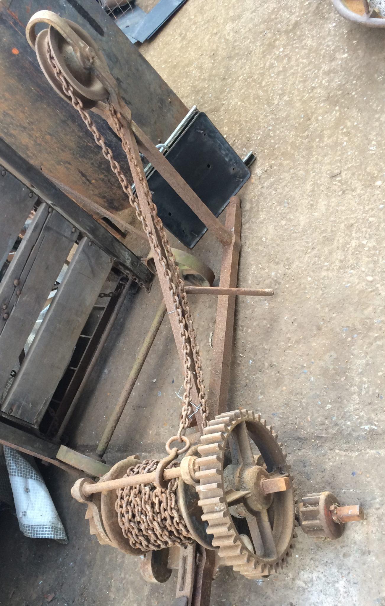 Jib Arm Crane -