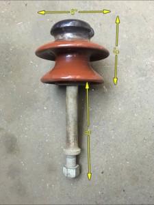 Ceramic Insulator 6″ x 13″ - IMG_2220