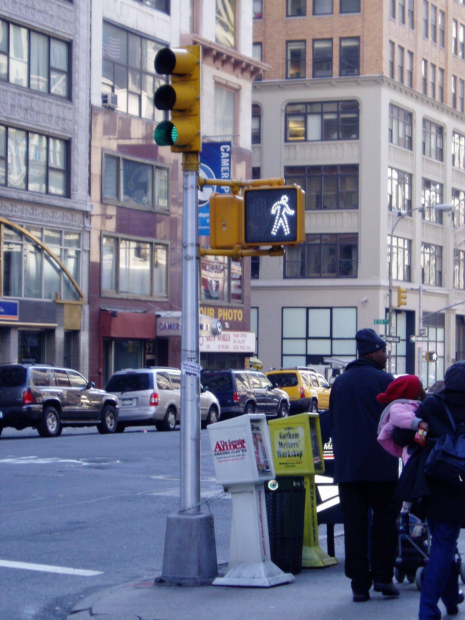 American Traffic Light  10 Available - OLYMPUS DIGITAL CAMERA